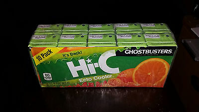 Hi-C Ecto Cooler Case of 10- Limited Edition! FREE SHIPPING!
