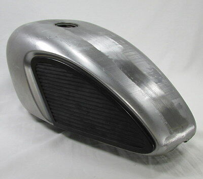 Motorcycle Gas Tank Knee Pads British Triumph Style Chopper Bobber Cafe Racer