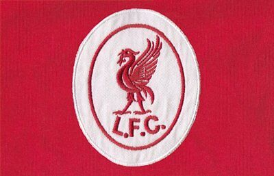 Fridge Magnet Football Liverpool 1964-65 Badge Crest 7 x 4.5cm Soccer Bespoked.