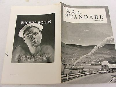 The Travelers Standard Booklet March 1943