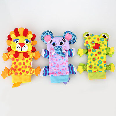 Kids Fashion Cute Cotton Animal Printed Breath Free Absorbent Pair Socks