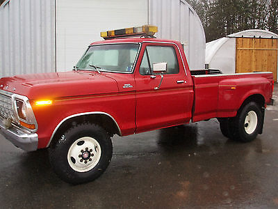 1978 Ford F-250 Custom 1978 Ford F250 4x4 Dually, 1974 1975,1976,1977,1979 Extremely low miles