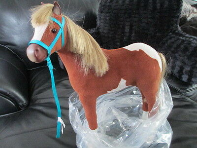 New American Girl Doll  Horse - Paint Filly