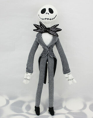 12inch The Nightmare Before Christmas Jack Skellington Power Plush Doll Toy