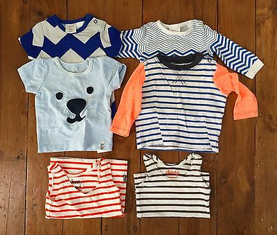 Baby Boys Clothing Bundle - Seed, Bonds, Cotton On - 0-6 Months