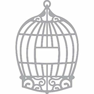 Cheery Lynn Bird Cage die - for use in most cutting systems