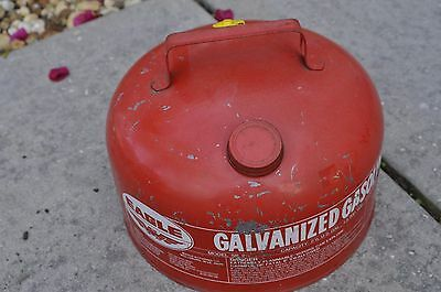 Eagle Metal 2 1/4 Gal. Gas Can