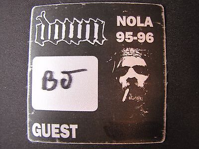 Down Tour Backstage Pass! Unpeeled! RARE!!