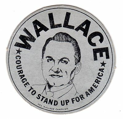 """RARE Wallace Pog """"Not a Dime's worth of Difference"""" I've Never Seen This Item"""