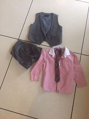 Baby Boys Suit From Next