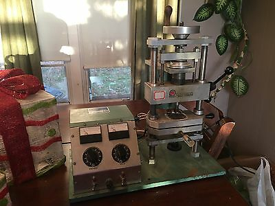 Csi Molding Machine Custom Scientific Instruments Minimax Cs183