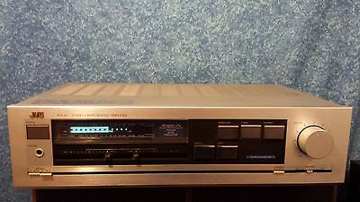 Jvc Stereo Integrated Amplifier  A - X 30    .