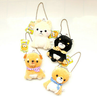 Shiba Inu Lovely Itoshi no Muco Doge Cosplay Doll Toy Plush Standing Posture Sa