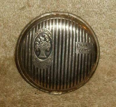 Early 1900's Cara Nome Face Powder Compact