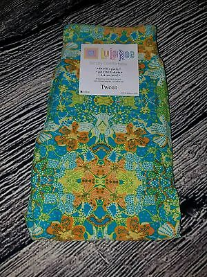 New Kids LulaRoe Leggings Size Tween