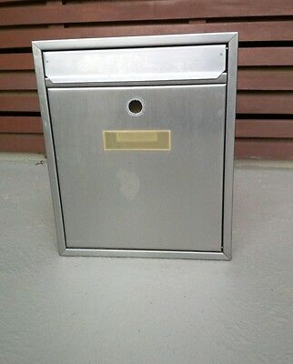 Letter Box Stainless Steel