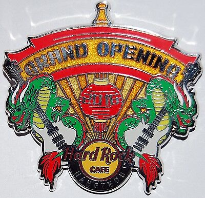 Hard Rock Cafe HANGZHOU 2016 Grand Opening Pin (#92129)