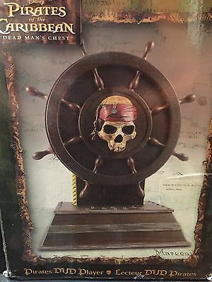 Pirates Of The Caribbean Dead Mans Chest DVD Player
