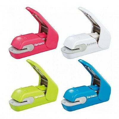 Japan Kokuyo Harinacs Press Stapleless Stapler Stationery SLN-MPH105 日本無針訂書機