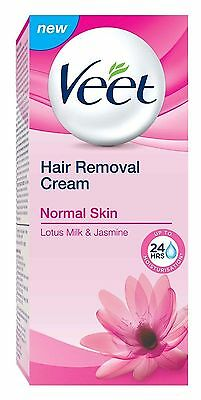 Veet Hair Removal Cream, Normal Skin - 60 gm FREE SHIPPING
