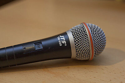 JTS TM-929 cardioid dynamic vocal microphone