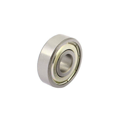 Metal Shielded Sealed Low Speed Deep Groove Ball Bearing 12mmx32mmx10mm