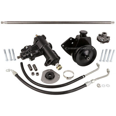 Borgeson Power Steering Conversion Kit For 65-66 Ford Mustang 289 999020