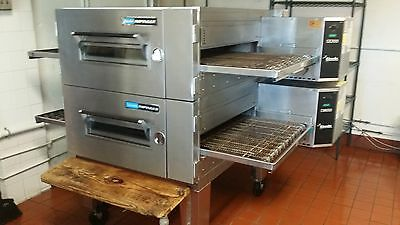 Lincoln Commercial 2 Rack Conveyor Pizza Oven