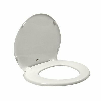 American Standard 5330.010.020 Champion Slow Close Round Front Toilet Seat with