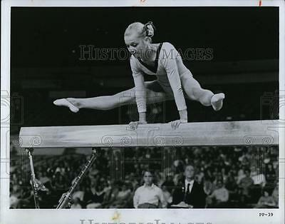 1974 Press Photo Cathy Rigby Speaker Actress and Gymnast - cvp46327