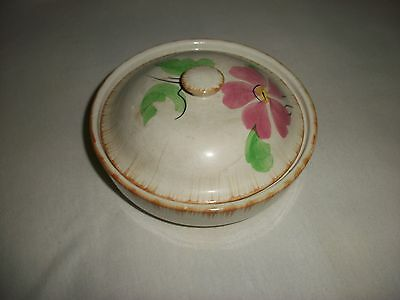 """A Lovely Dish with Lid - 5"""" in diameter"""