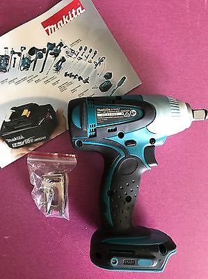 """(M) Makita DTW251 18V LXT 1/2"""" Square Cordless Impact Wrench Skin"""