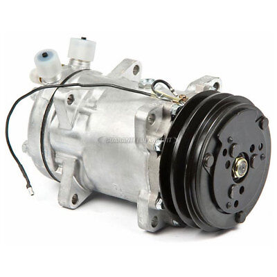 New A/C AC Compressor & Clutch For For Volvo 240 740 780 And 940