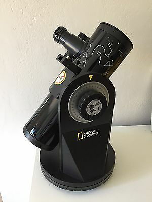 Compact Telescope 76/350 with iPhone Holder - National Geographic, Aldi
