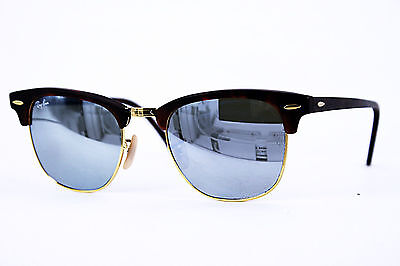 Ray Ban Sonnenbrille / Sunglasses Clubmaster RB3016 1145/30 51[]21 3N  #*