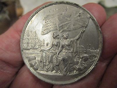 1862 INTERNATIONAL EXHIBITION 41mm MEDAL - by pinches