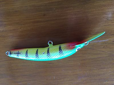 Used Fishing Lures Wooden