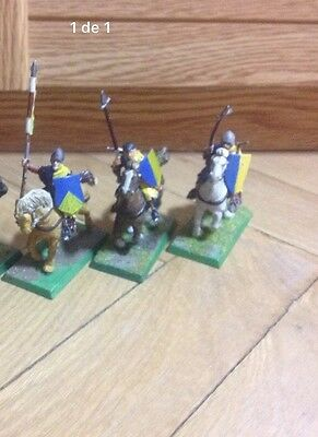 Bretonnia Mounted Squire Fifth Edition OOP