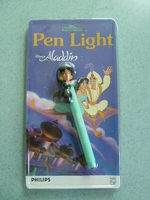 Princess Jasmine from Disney's Aladdin, Pen Light
