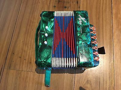 Hero Accordion Vintage Made In Shanghai China