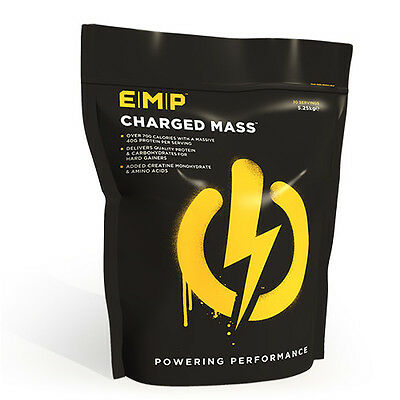 Emp Charged Mass Gainer 5Kg Weight Gain Whey Protein Powder Shake
