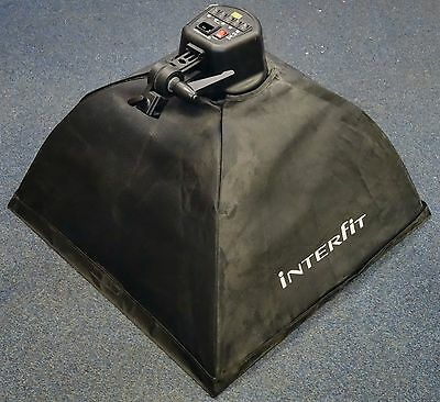 "Interfit Super 5 Cool-Lite Soft Lighting Head w/ 24"" Softbox (No bulbs)"