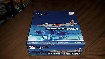1 72 hobbymaster sea harrier FA2