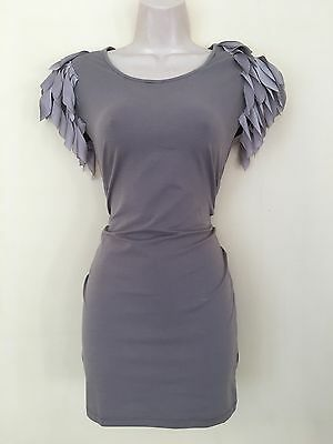 Rare Ladies Stretch Fitted Sexy Dress Sz 10 Party Club Wedding