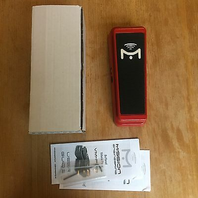 Mission Engineering VM-Pro Volume Pedal Red