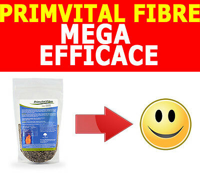 Primvital Fibre Originale - Purification Naturelle du Corps, Nettoyage du Colon