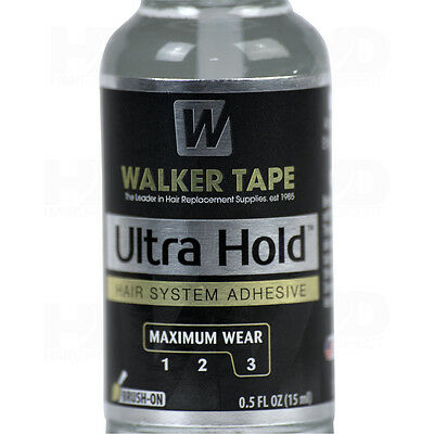 Ultra Hold Walker (Lace Front WIG/Toupee Glue/Adhesive) Strong Hold