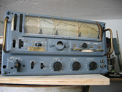 receiver Marconi  R.1475/RG44 WWII ricevitore