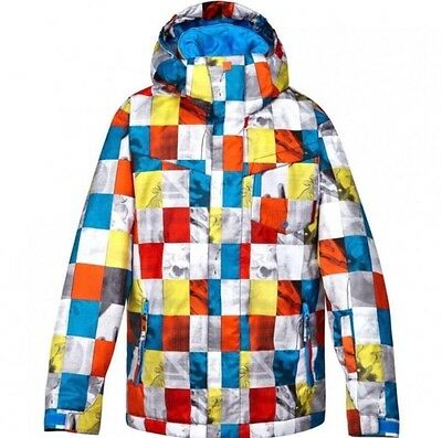 QuickSilver Youth Snow Jacket size 14 (L)