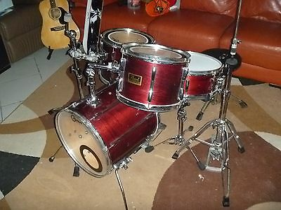 pearl export be-bop jazz junior drum kit
